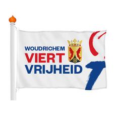 Bevrijdingsvlag Woudrichem