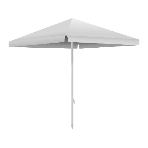 Parasol 300cm.